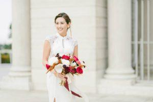 Suknia ślubna – niekoniecznie duży wydatek